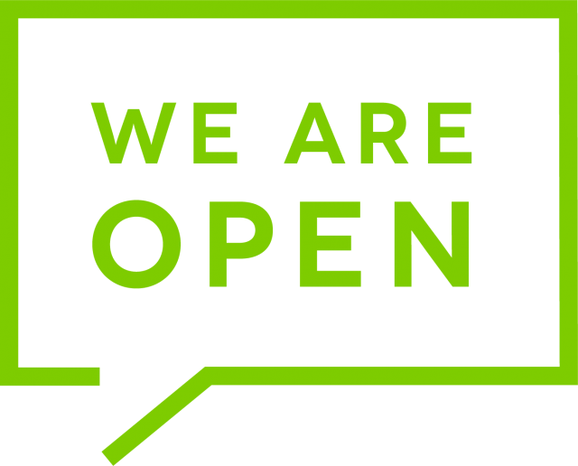 Logo_green_weareopen